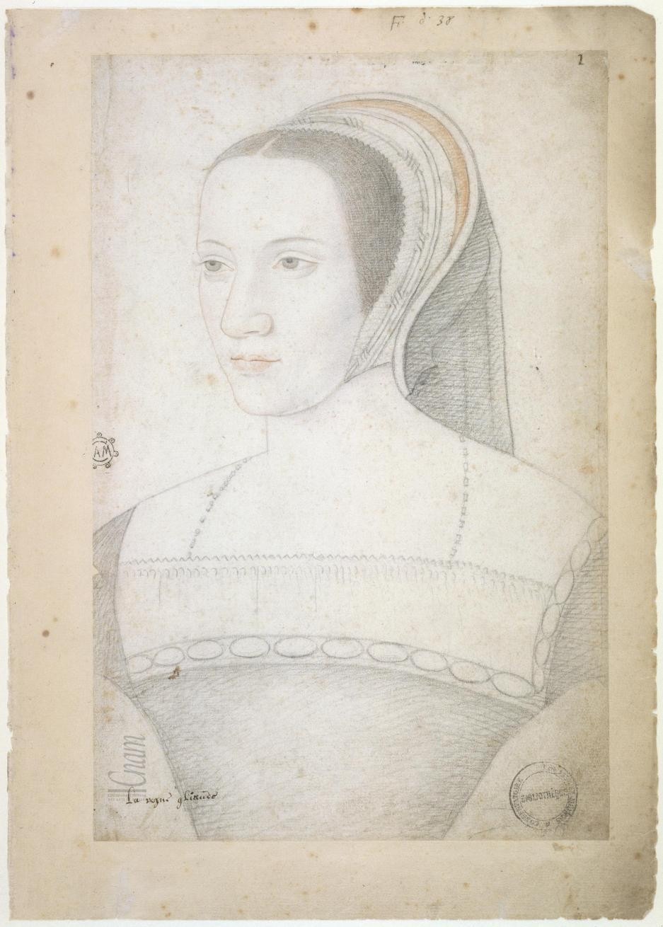 1520 (approx) - Claude de France
