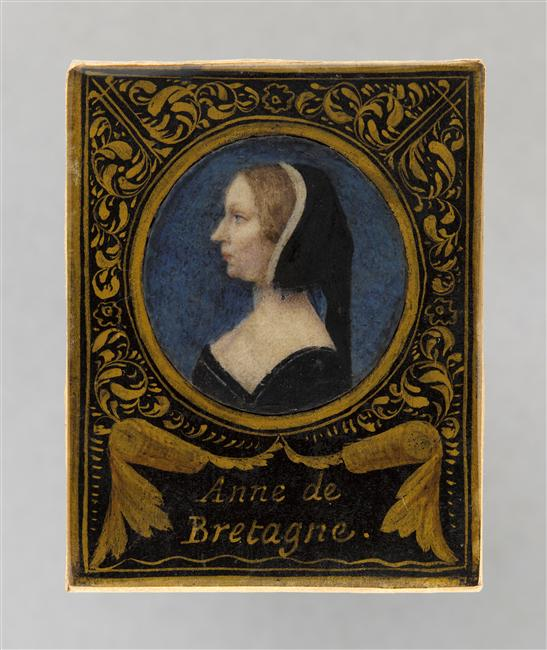 1515 (before) - Anne of Bretagne