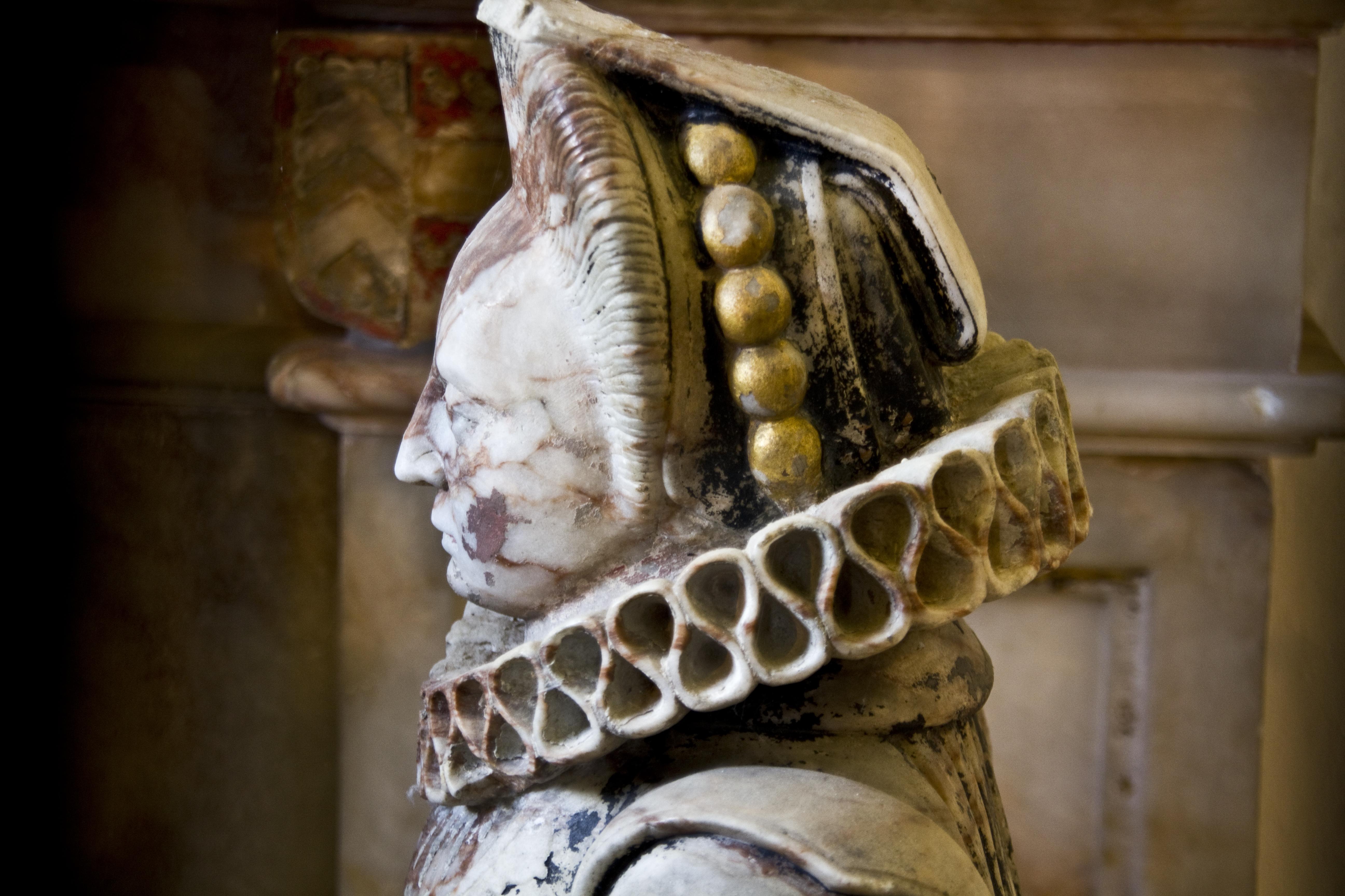 1608 - John and Elizabeth Croke