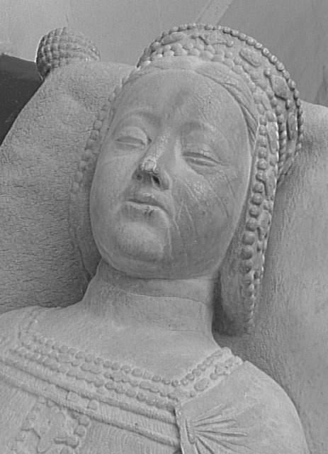 1515 - Tombeau de Renée d'Orléans-Longueville