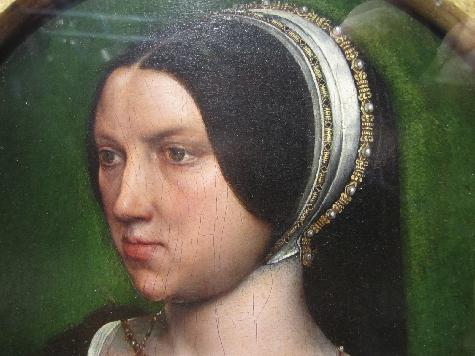 1528 - Portrait of Elisabeth Donche