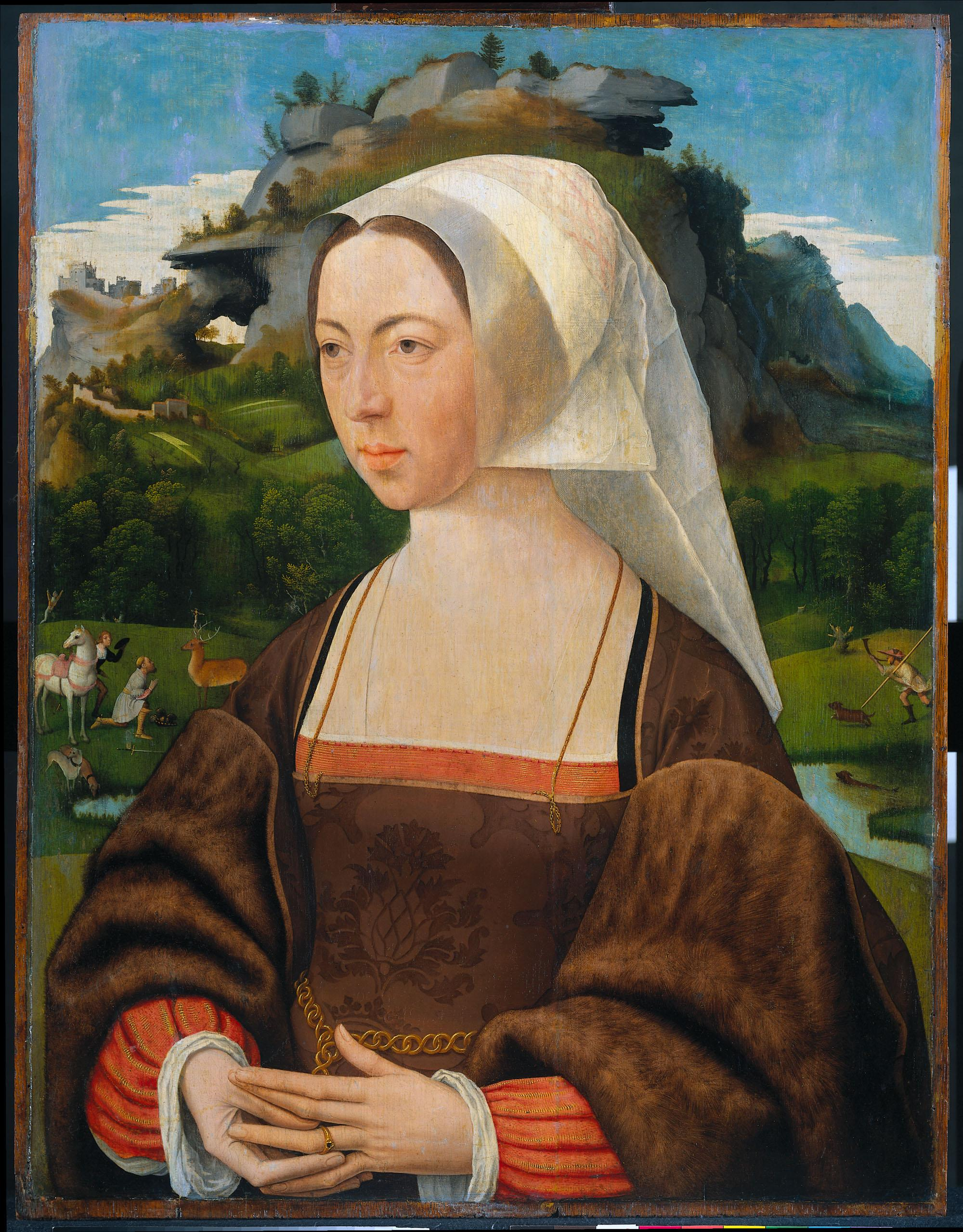 1530 - Portrait of a woman