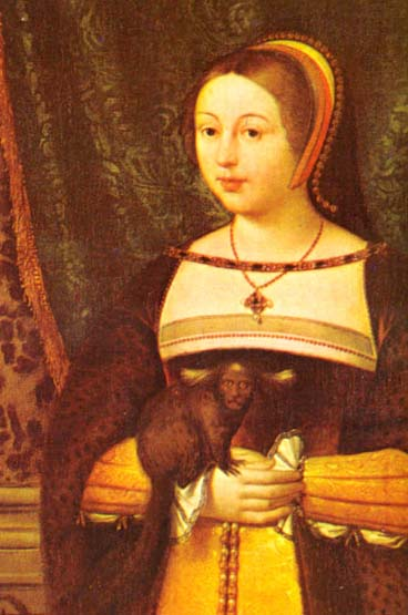 1520s (estimate) - Margaret Tudor