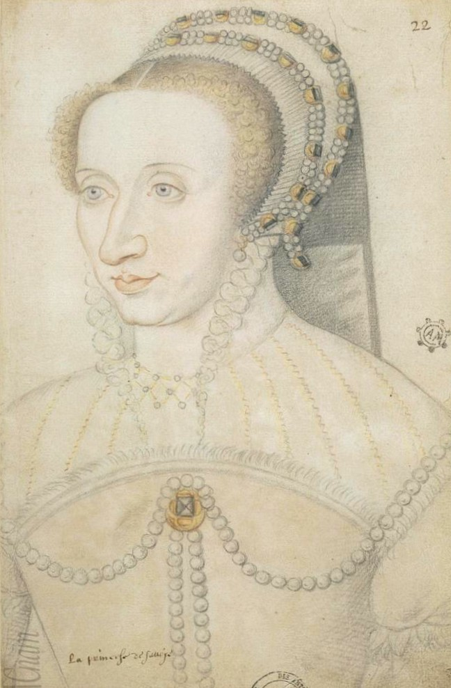 1540s (estimate) - Marguerite de France