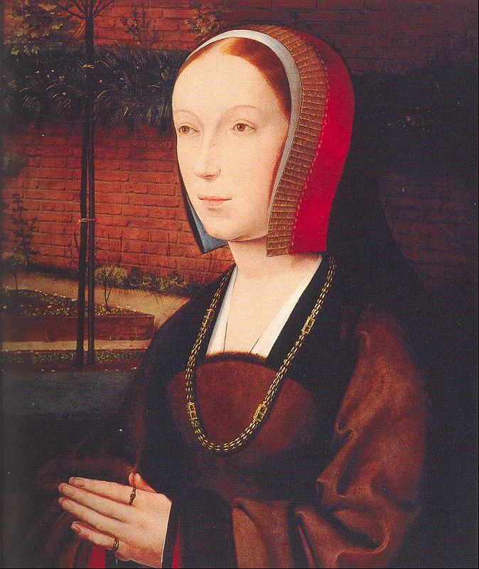 1505 - Portrait of a female Donor