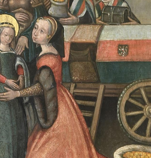 1500 - Four scenes from the legend of St. Elizabeth of Hungary