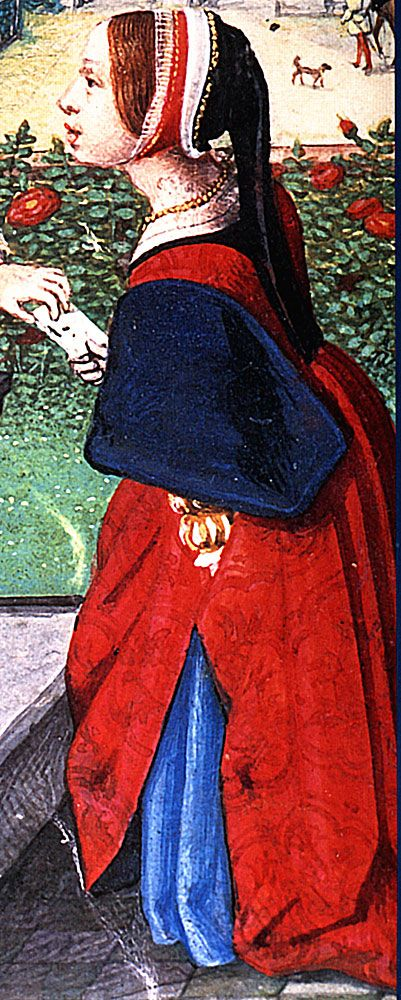 1530s - Bathsheba, by Simon Bening