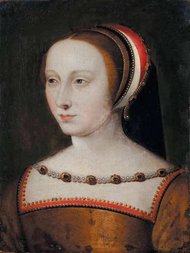 1525-1530 - Diane Poitiers