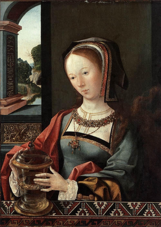 1519 - Mary Magdalene