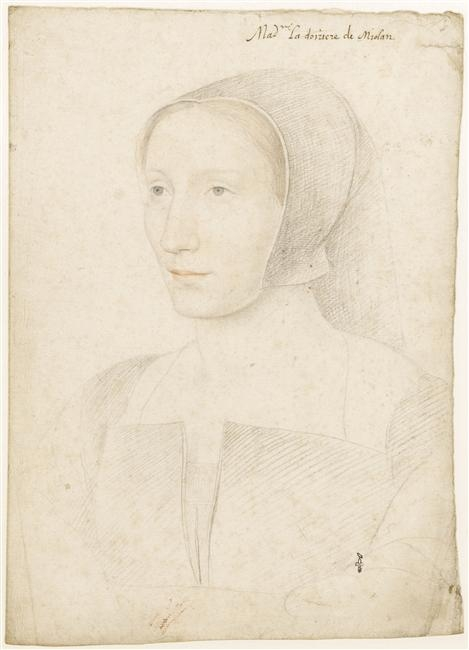 1530 (approx) - Madeleine de Crussol