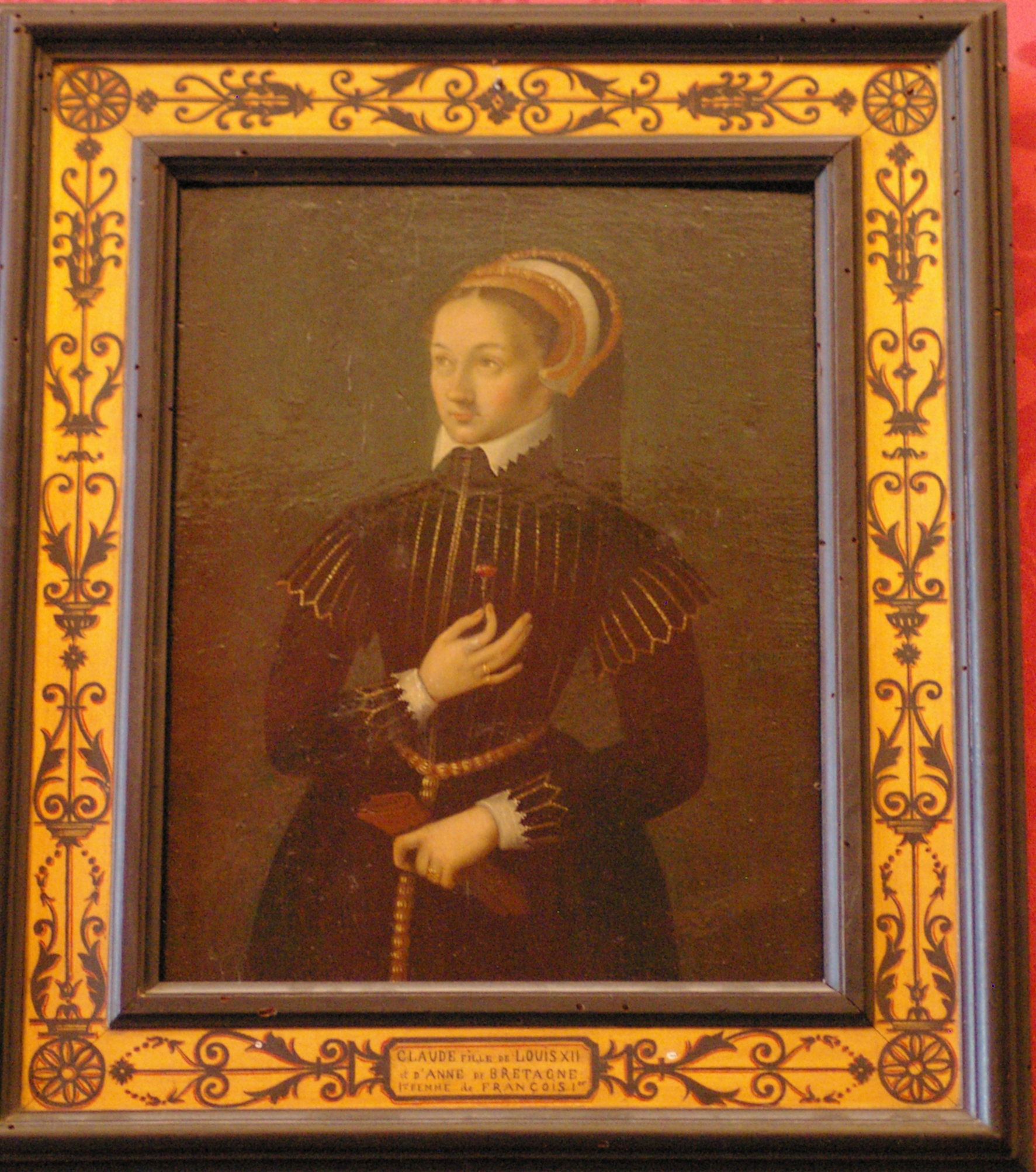 1520s - Claude - daughter of Louis XII and Anne de Bretaigne