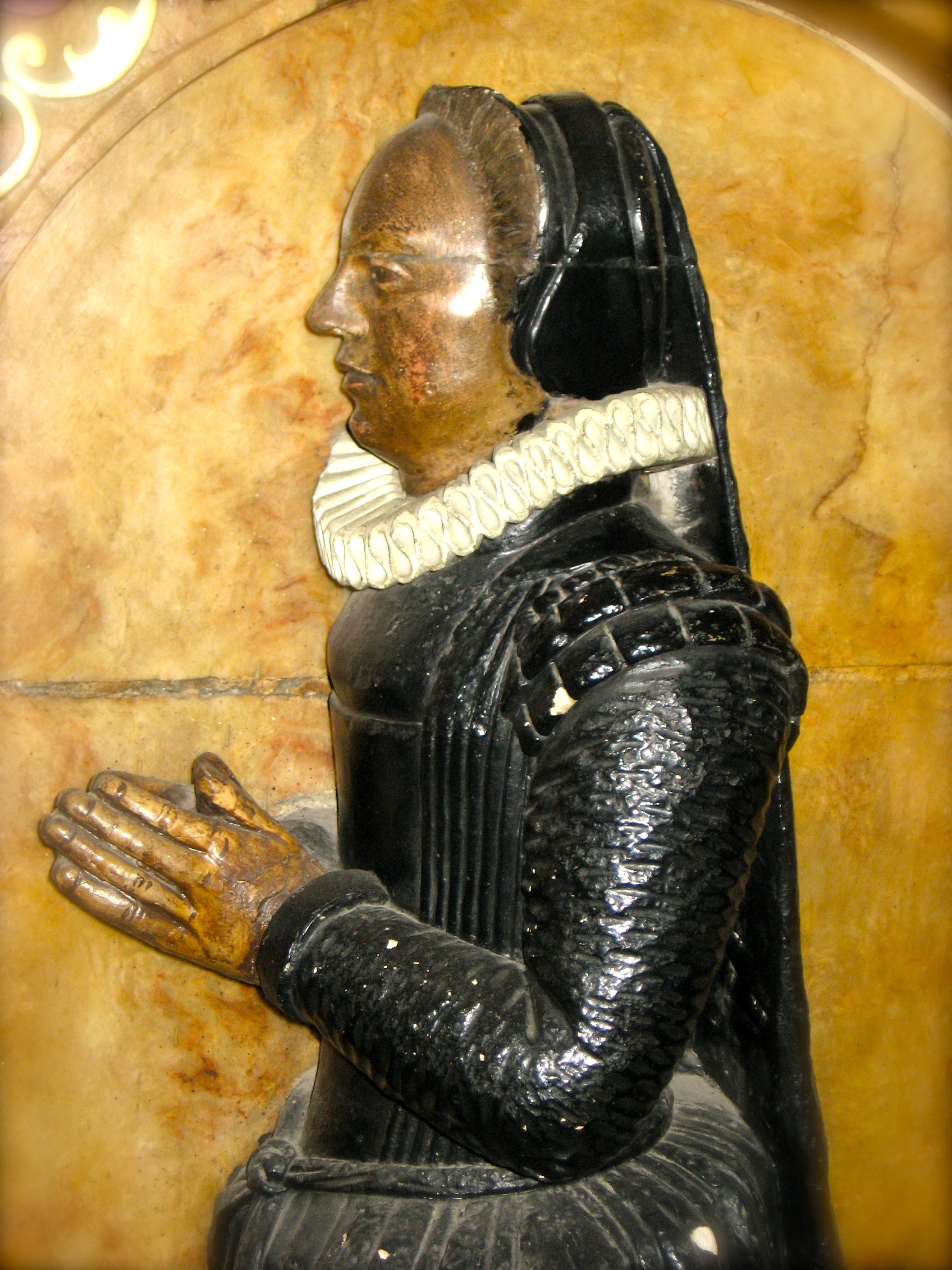 date unkown - Tomb Effigy at York Minster