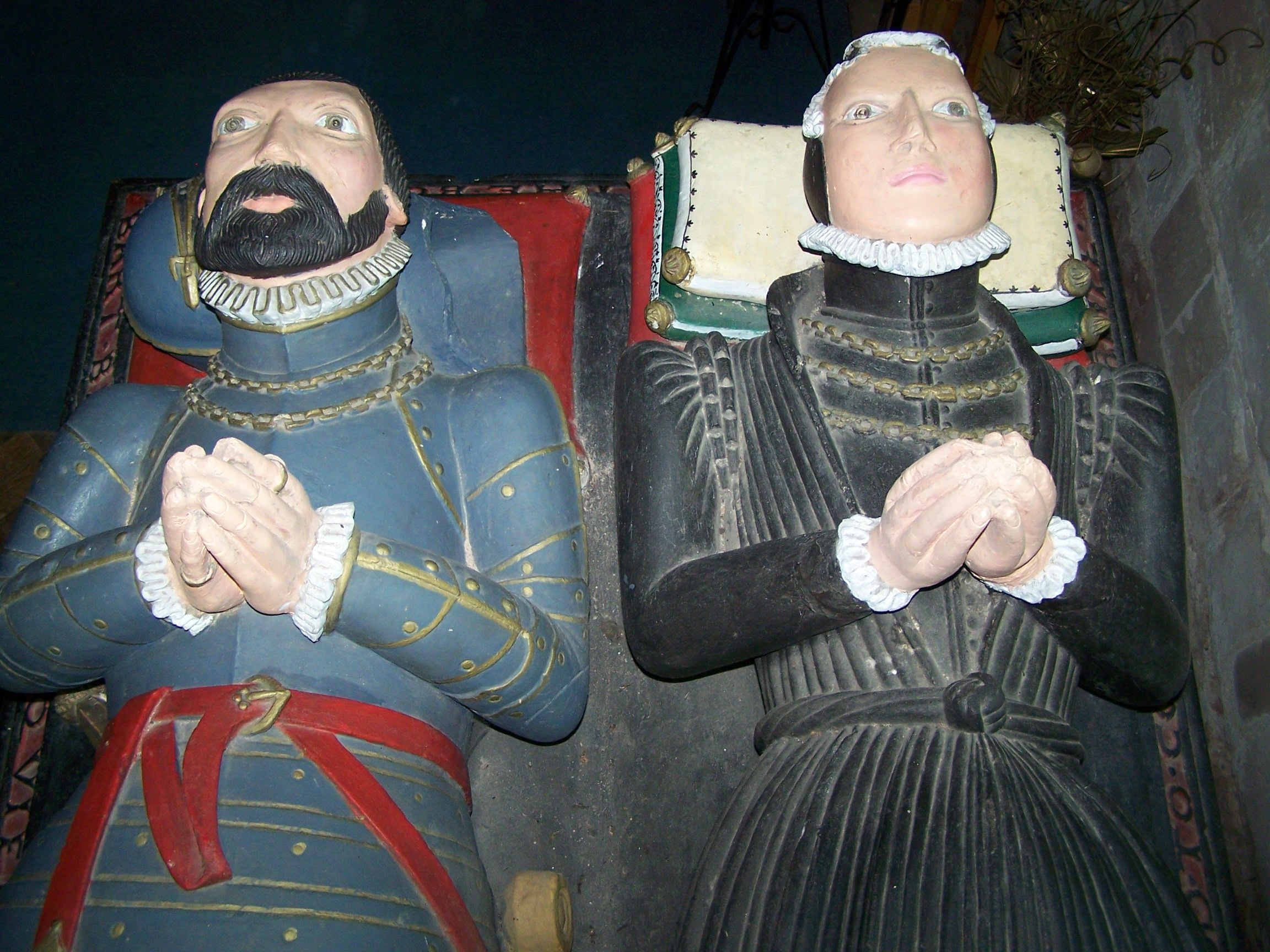 1577 - Robert Blount and Anne Fisher