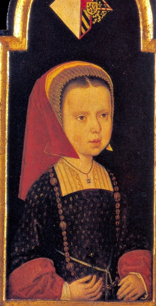 1502 - Eleonore from portrait of Archduke Charles