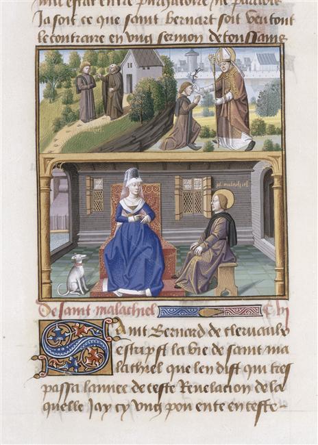 1463 - Le Miroir historial de Vincent de Beauvais - Maître François