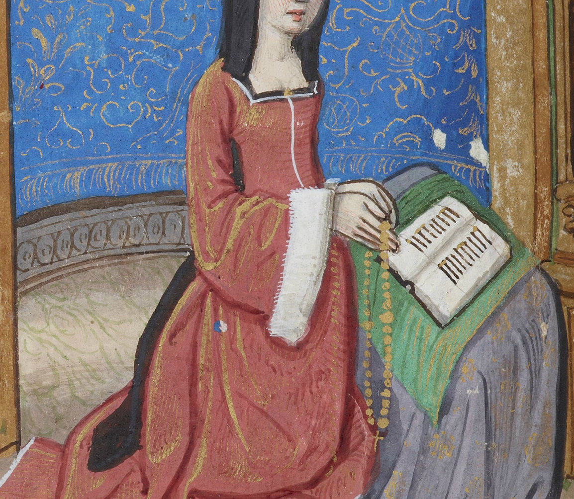 1500 - Book of Hours, in Latin and French at the Morgan