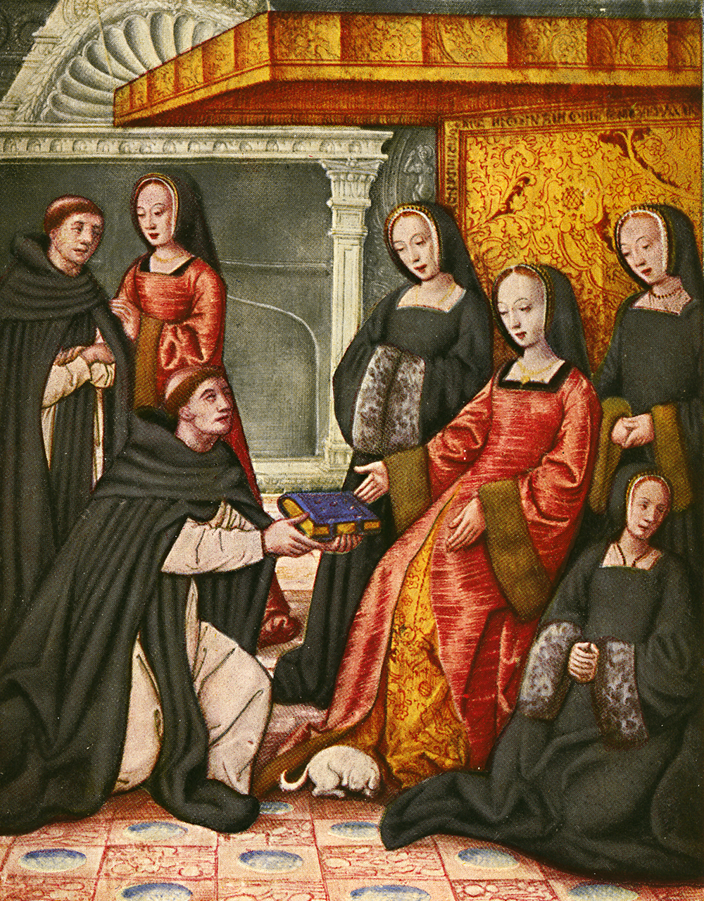1500s (before 1514) - France.Anne of Brittany (1477-1514) - Musée Dobrée