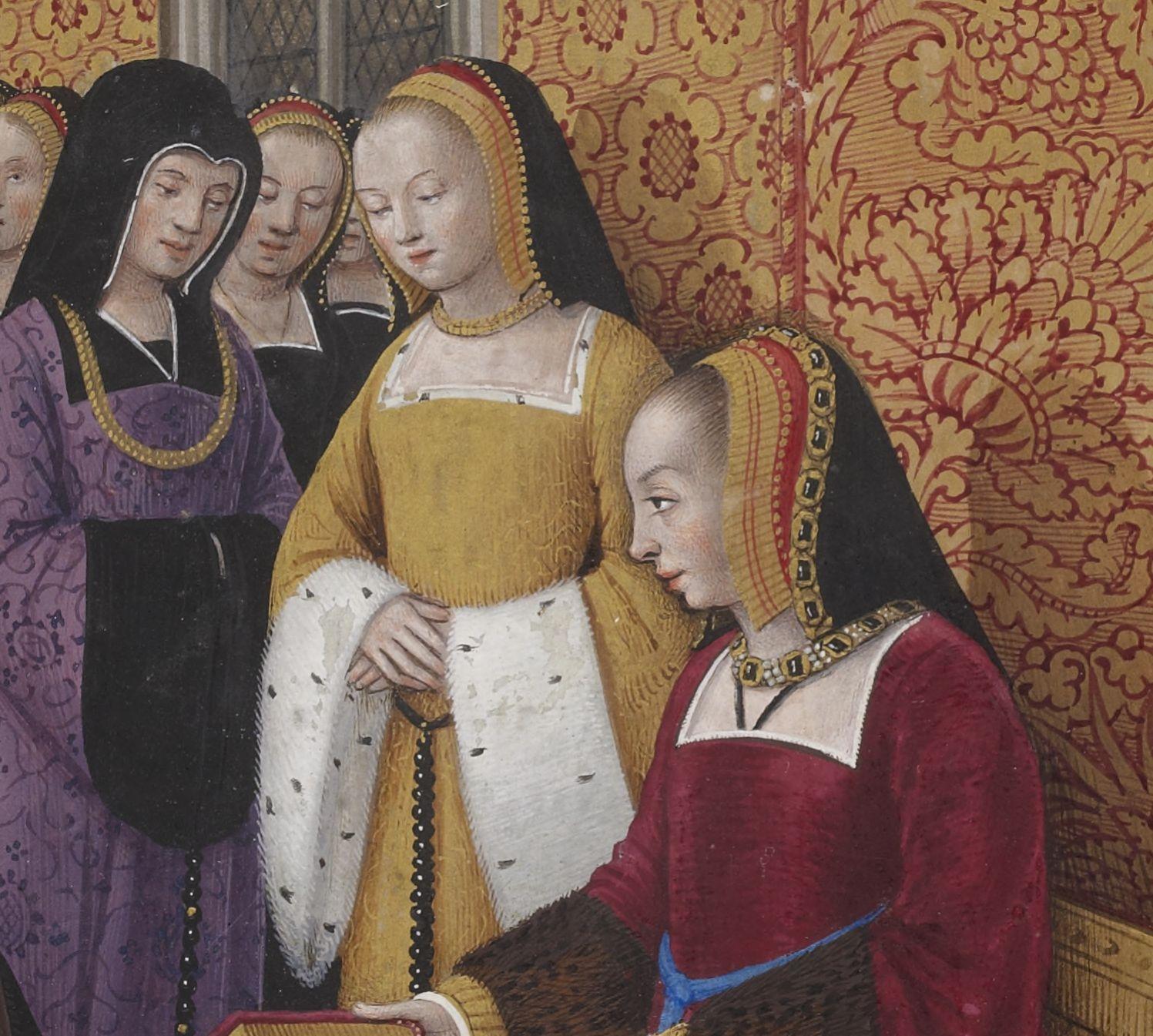 1516 - Jean Marot , Le Voyage de Gênes
