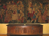 1500 (approx) - Tapestry at Cluny museum