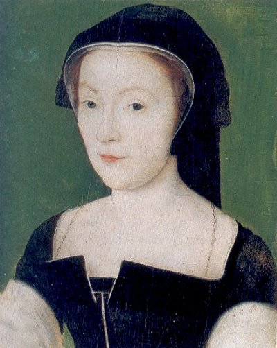 1537 - Mary de Guise (1515-1560) - by Corneille de Lyon