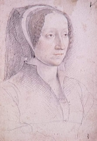 1525 (approx) - unknown woman- Jean Clouet