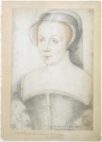 """date unknown - Diane de Poitiers - from Le """"Recueil des Arts et Métiers"""