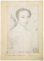 1540s? - Elisabeth de Hauteville - from Le Recueil des Arts et Métiers