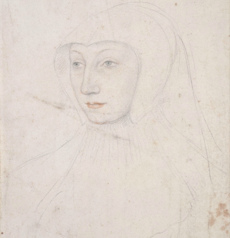 1526 - Marguerite d'Orleans - Queen of Navarre - Francois Clouet?