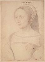 1543 - School of Jean Clouet - Anne de Pisseleu, duchesse d'Etampes - http://www.culture.gouv.fr/