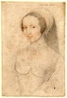 1539 - School of Jean Clouet - Jeanne Kerdallan (ou Kerdelan) - http://www.culture.gouv.fr