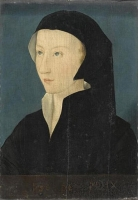 1530s - AIMEE MOTIER DE LA FAYETTE, widow of FRANÇOIS DE SILLY