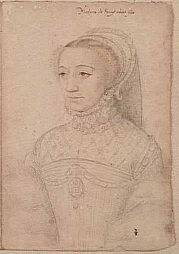 1550 - Marguerite de France - CLOUET François (school of)