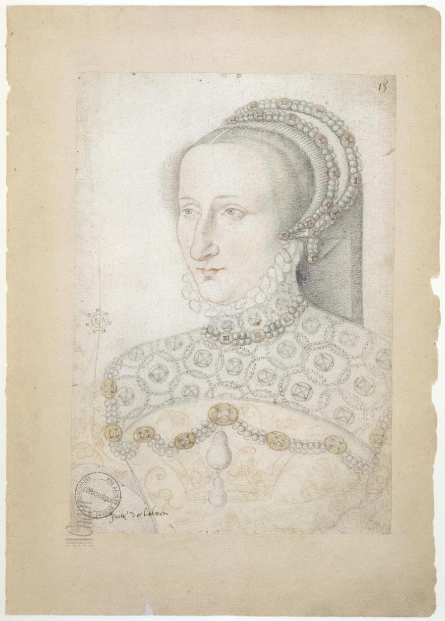 date uknown - Jeanne d'Albret, reine de Navarre