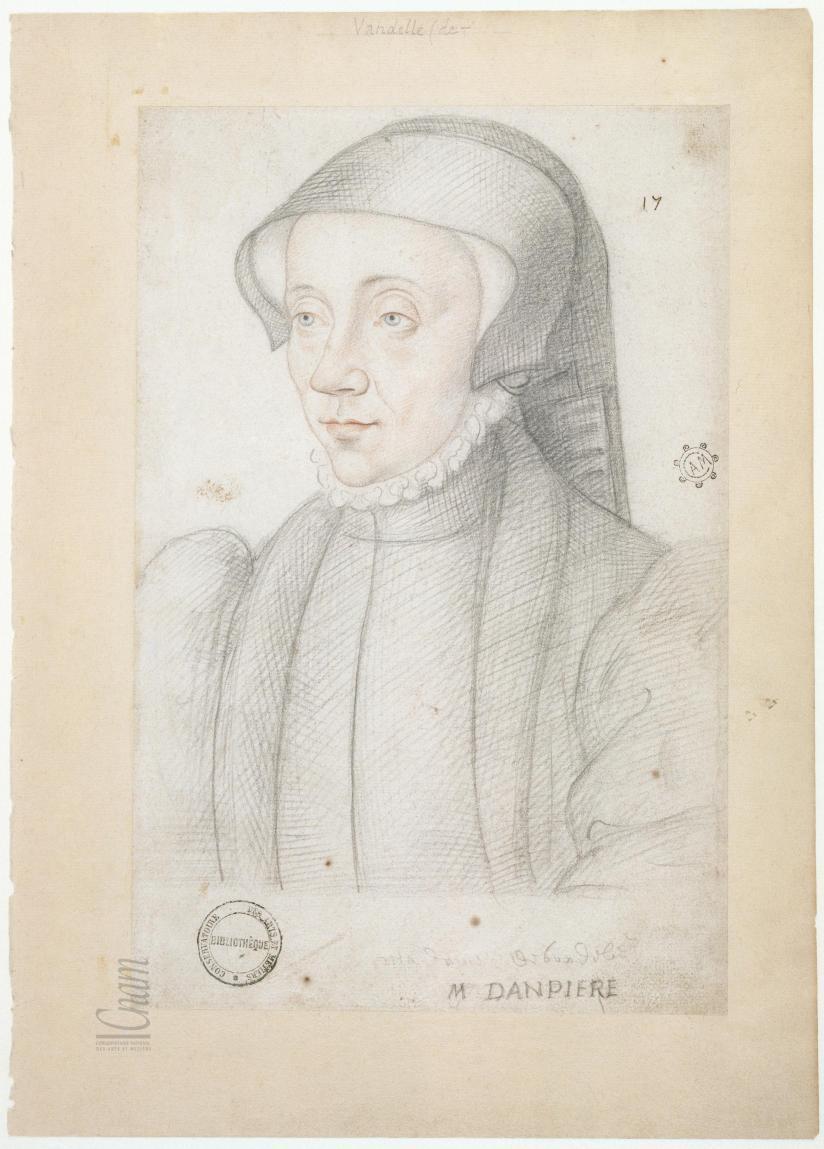 date unknown - Jeanne de Vivonne de la Chasteigneraie, baronne de Dampierre