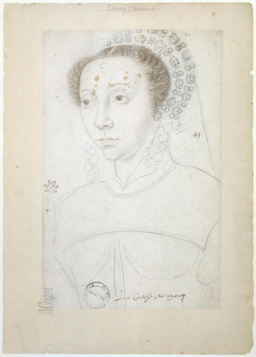 date unknown - Claude Gouffier, comtesse de Charny