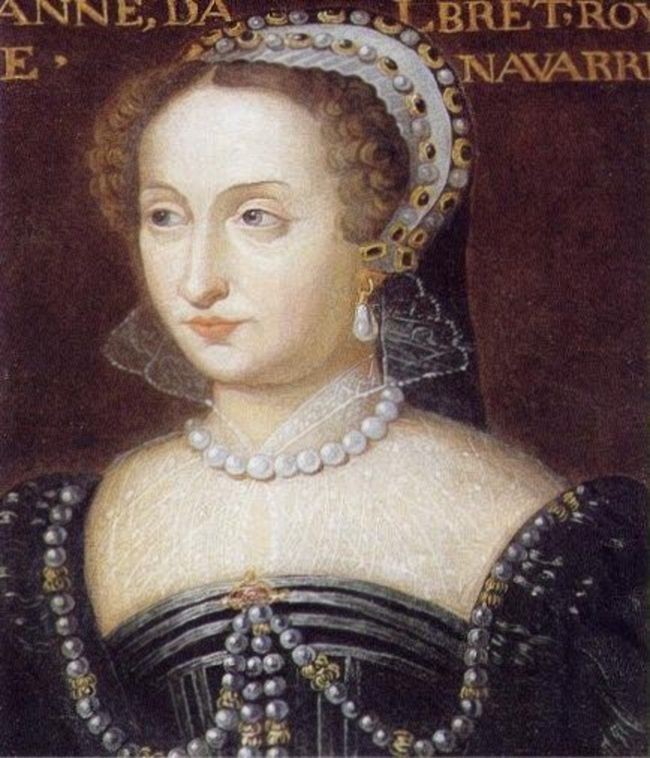1560s approx - Jeanne d'Albret