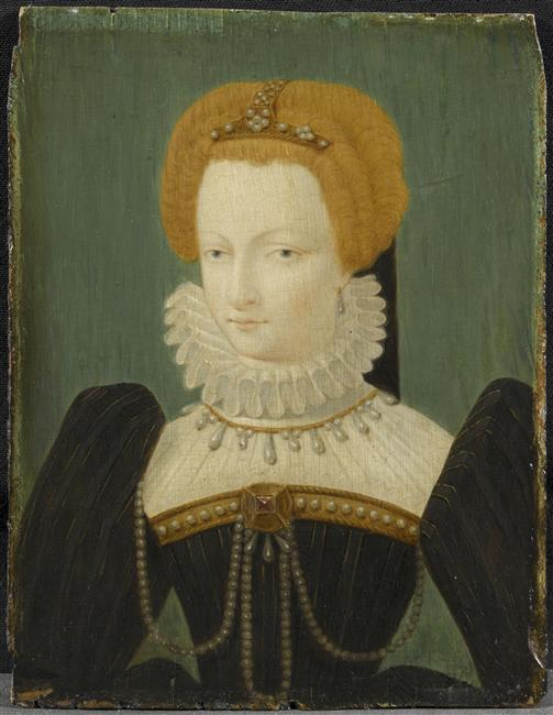 date unknown - Claude de France, duchesse de Lorraine (1547-1575) - anonymous