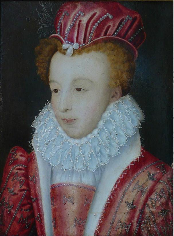 1572 (approx) - Marguerite De Valois
