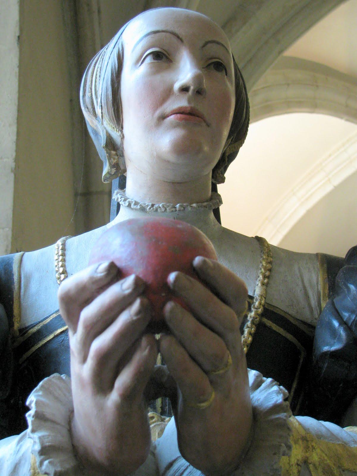 1571 (approx) - scultpure pour le monument funéraire d'Antoinette de Fontette (Musée des Beaux-Arts de Dijon) - https://picasaweb.google.com/lh/photo/DYOBt4A2pZxhUZMHele_gQ