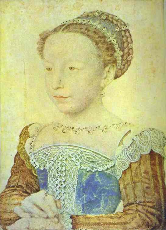 1559 - Queen Margot as a child