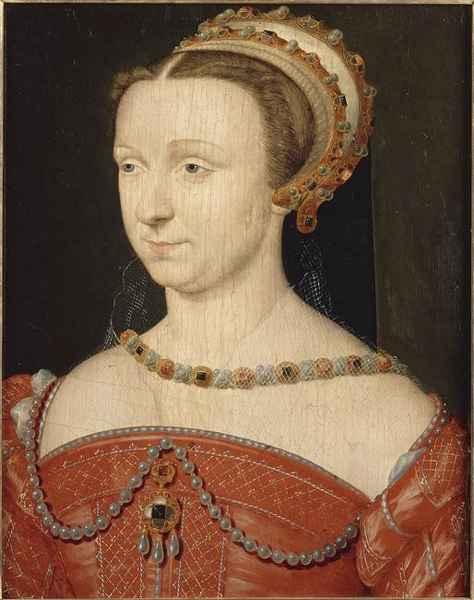 1550s (estimate) - Anne d'Este-Ferrare, Duchess de Guise