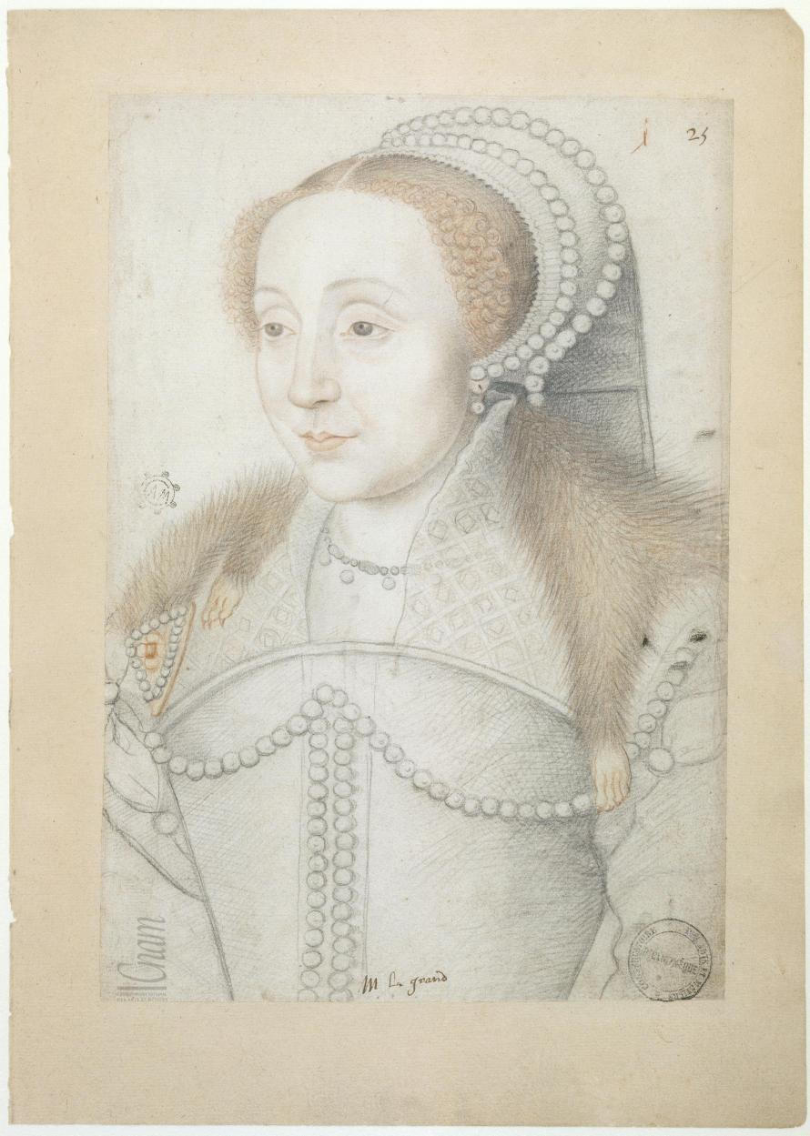 date unknown, prior to 1568 - Claude de Châteaubrun de Beaune