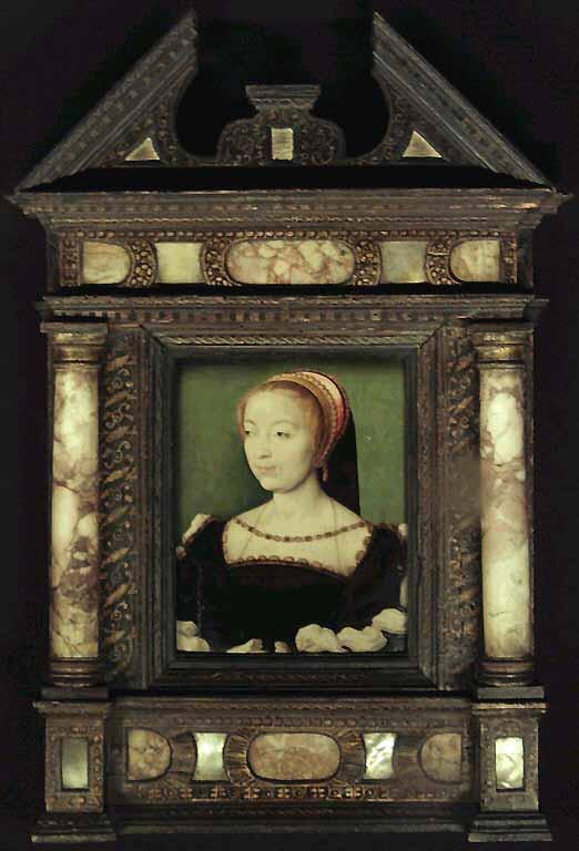 1550 - Louise de Rieux - by Corneille de Lyon