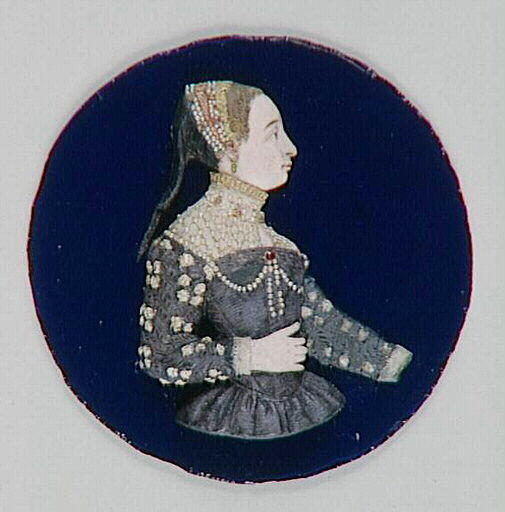 date unknown - Portrait de femme - Ecouen, musée national de la Renaissance