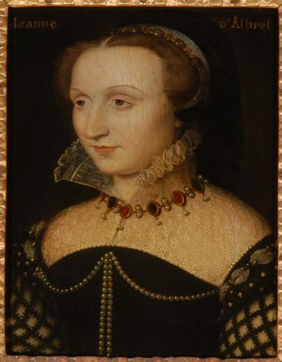1571 - MARGUERITE DE VALOIS, REINE DE FRANCE (1553-1615) - artist unknown