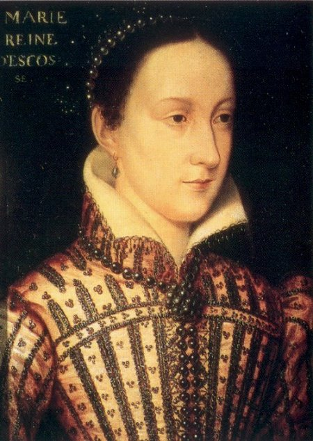 1565 - Mary queen of Scots