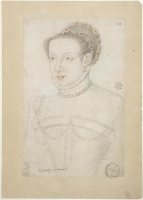 date unknown - Claude de France, duchesse de Lorraine (born 1547, died 1575)