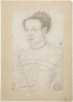date unknown - Claude de France, duchesse de Lorraine (born 1547, died 1575)