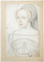 1550s (approx) - Françoise de Brézé, duchesse de Bouillon (d 1574)