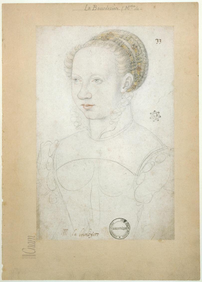 date unknown - Françoise Robertet, dame Babou de la Bourdezière